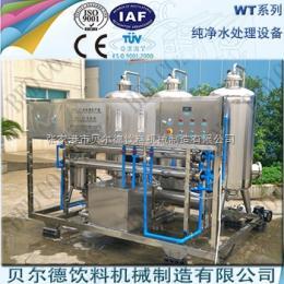WTS-4反渗透设备纯净水水过滤设备