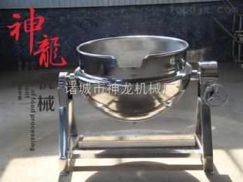 神龙50升蒸汽夹层锅量身定制版