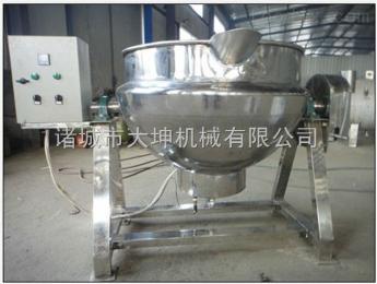 不锈钢电加热导热油松香夹层锅