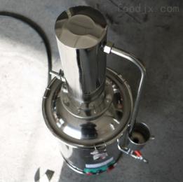 YA-ZD-10升蒸馏水器-电热蒸馏水器-YA-ZD-5升不锈钢蒸馏水器