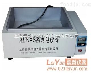 KXS-4数显KXS-4电砂浴/检测仪器均匀加热器电砂浴
