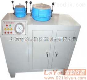 新一代盤式真空過濾機DL-5C型,*標準真空過濾機