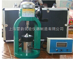 ZLX-2000砂浆强度砌体点荷载仪(带测力传感器)数显砂浆强度砌体点荷载仪