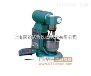 标准-标准NJ-160A水泥净浆搅拌机/水泥净浆搅拌机价格