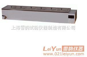 高精度传感器单列六孔水浴锅|控温精确水浴锅