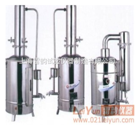 新一代全不锈钢电热蒸馏水器