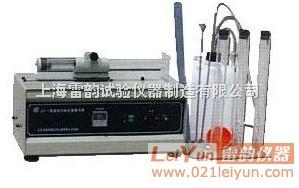 供应电动砂当量试验仪厂家、价格,多功能双管精密砂当量试验机