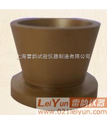 高质量水泥胶砂流动度测定仪,上海现货销售水泥胶砂流动度截锥圆模