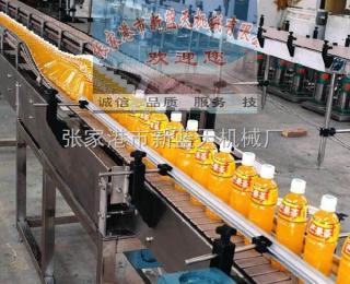 CRCF18/18/6全自动果汁饮料灌装生产线设备