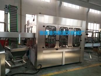 茶饮料灌装生产线设备