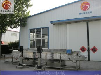 FX-800专业速冻玉米加工设备