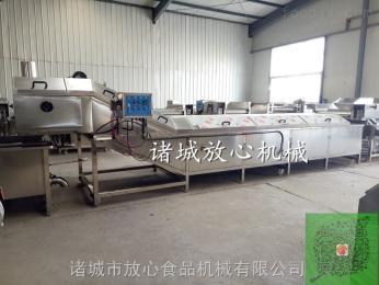 FX-800豬肉蒸煮機 肉松蒸煮機放心機械