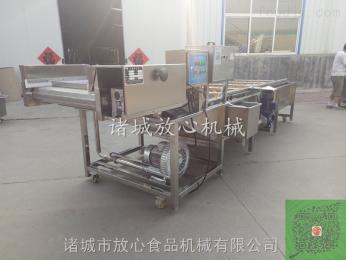 FX-800辣椒洗菜机 辣椒气泡清洗机