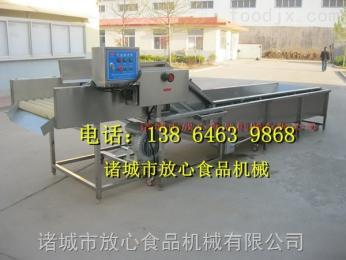 fx-800供应苦菊清洗机|全自动洗菜机效果好放心优质产品