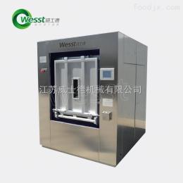 GLQX醫藥行業隔離式洗衣機|全自動洗脫機一體機