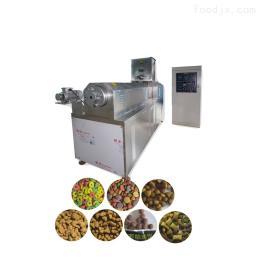 SLG70螺纹膨化机小型狗粮膨化设备制作厂