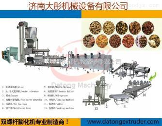 膨化饲料机械
