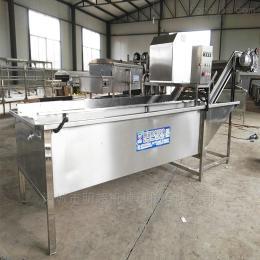 YMQXJ-4杨梅鼓泡清洗机设备优点