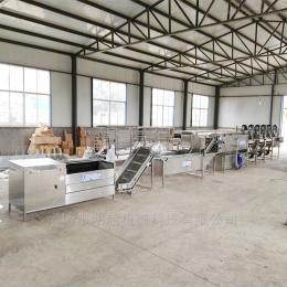 MC-32鲜玉米棒加工生产线价格 玉米粒加工设备