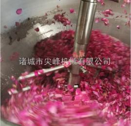 300L玫瑰花酱搅拌炒锅