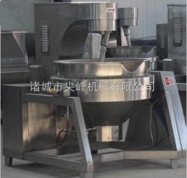 300L高粘度醬料行星攪拌炒鍋