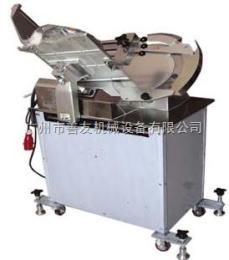 SY-350H商用 高端冻肉切片机 大型立式冻肉切片机 厂家直销