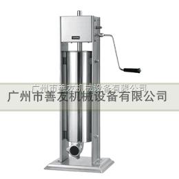 潮洲7L手動家用小型立式灌腸機|手動灌腸機操作簡便