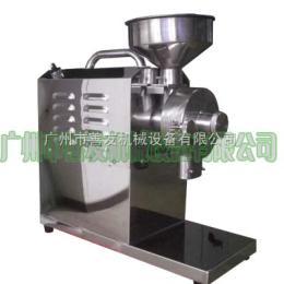 SY-1200带底座zui新优质不锈钢小型五谷杂粮磨粉机厂家直销