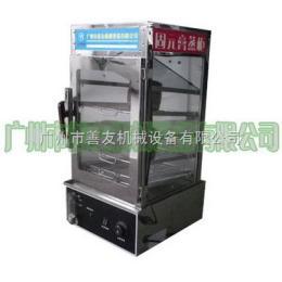 HX-500便利店專用養生固元膏蒸柜四面玻璃柜身