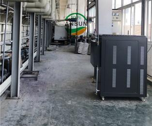AN45-0.7-D免使用证蒸箱蒸笼 蒸柜 蒸饭车45KW免证电蒸汽发生器