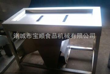 供应家禽鸡鸭鹅剥胗机、屠宰流水线、螺旋预冷机