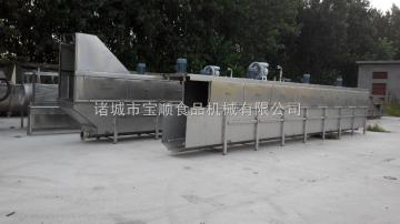 廠家直供家禽浸燙池|雞鴨鵝宰殺設備|蒸汽燙鍋