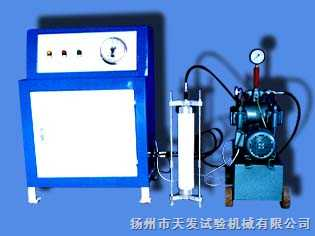 TF-2017塑料管水压试验机