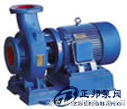 ISW、ISWH型卧式单级单吸管道离心泵