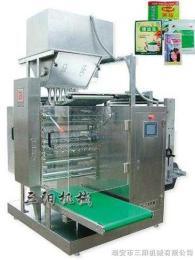 DXDO-F900C醫藥食品化工智能型四邊封多列粉末包裝機