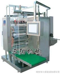 DXDO-Y900C医药食品化工智能型四边封多列液体包装机