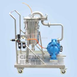 BF带泵袋式过滤器