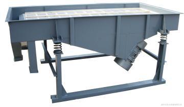 铸钢砂直线振动筛选机