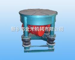 金禾圆形振动平台 长方形振动台 正方形震实台 空气弹簧振动台