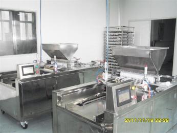HM-600切片蛋糕自动成型机