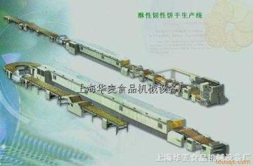 HM-620饼干生产线,韧性饼干机,酥性饼干机
