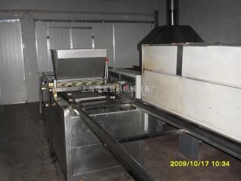 HM-30蛋黃派,巧克力派生產線