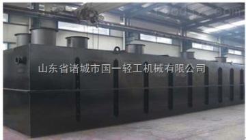 小型豆制品污水處理設備