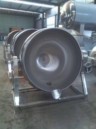 供应中鼎立式夹层锅