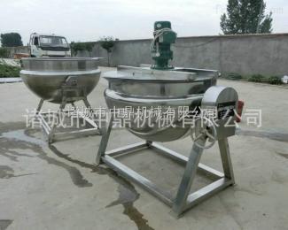 L300供应中鼎立式夹层锅