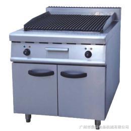EH-889组合落地式电烧烤炉连柜座