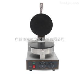 ZU-1A商用单头雪糕皮机冰淇淋皮甜筒蛋卷脆皮机
