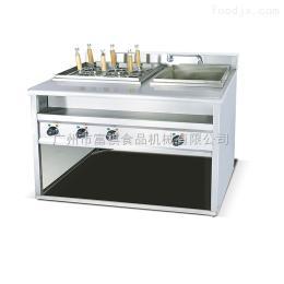 EH-1076商用噴流式電熱煮面機帶湯盆