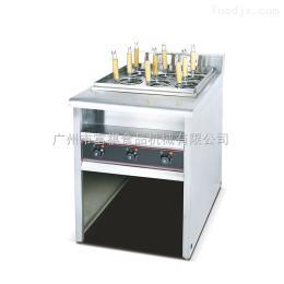 EH-879立式喷流式电热煮面炉(6筛)