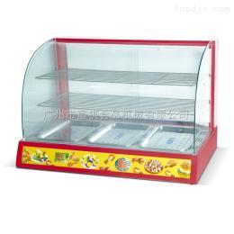 DH-3P熟食弧形保溫柜